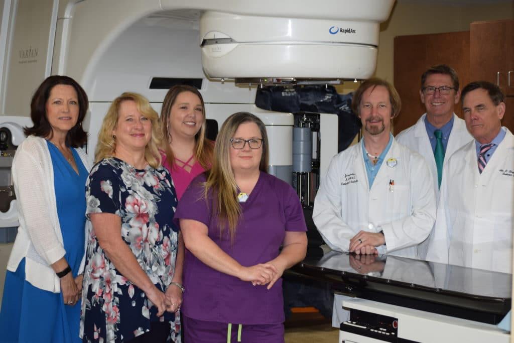 Cumberland Radiation Associates Care Team